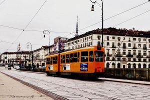 Motion Tram by OviXPhotography