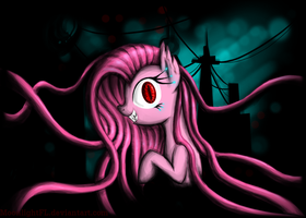 Psychodelic Pinkamena 2013 Remake by MoonlightFL