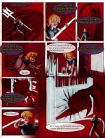 Deviant Universe March 2014 page 3 by darkdancing-blades