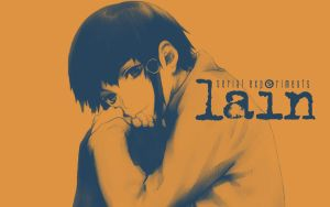 Lain Wallpaper by Toher999