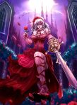 CM :  Queen of Rose by kachima