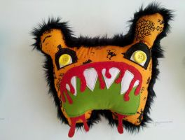 Zombie Critter Dread 2 by LittleCritters00