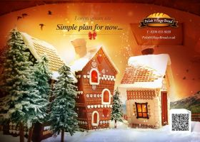 dm2agency - Christmas advertising by webdesigner1921