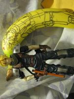 Banana Cloud Strife by nyappystar