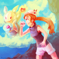 Trainer Yassui by MusicalCombusken