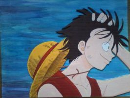 Luffy by Twisted462