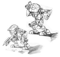 Halo 2 by Uncle-Gus