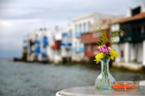 Only in GREECE-Mykonos IX by etsap