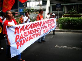 Makati Rally, 12 by thenonhacker