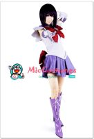 Sailor Moon Tomoe Hotaru Cosplay by miccostumes