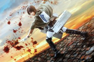 Shingeki no Kyojin by studioK2