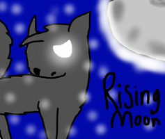 Rising Moon - Cover by MossySparkle