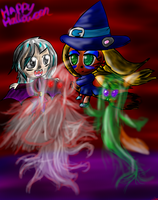 CE: (lost)Have a happy Halloween ! (2012) by lifegiving