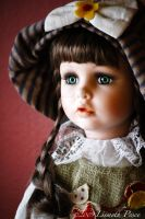 The Doll Look by Capricuario
