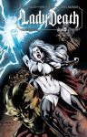 Lady Death Official covers by GAJr