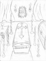 198/365 Vampire's Bedroom by Immortally--Twined