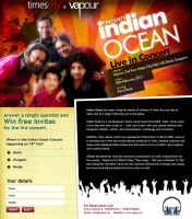 Indian Ocean Event by webiant
