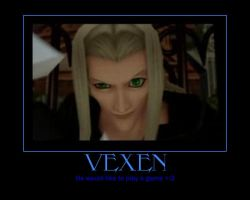 Vexen Motivational Poster by axel31309