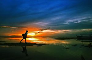 ++ Morning Fisherman ++ by humblefisherman