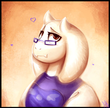 Toriel - the video Tutorial (plz read description) by WalkingMelonsAAA