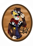 AT: Slick by The-Resident-Jinx