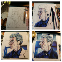 12th Doctor WIP steps by EatToast