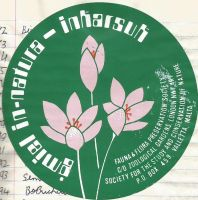 Environmental stickers (17) by Faunamelitensis