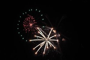 Fireworks 002 by michaeleen