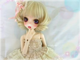 For Sale: SQLab Chibi Moe with Docshul makeup by miakyou