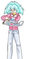 Syrus Truesdale by SailorV-babe