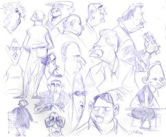 Lunchtime _032006 by davidsdoodles