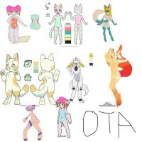 ADOPT OTAS - EMERGENCY SALE by KhemicalKitten