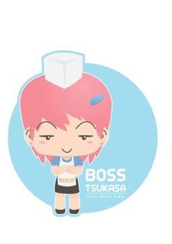 Boss by tuankacang