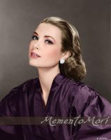 Princess Grace of Monaco by M3ment0M0ri