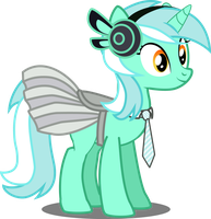 Lyra puppet by mumafiedmustangs