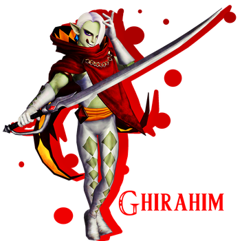Ghirahim by Jun-Himekawa