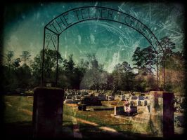 The cemetery by Daydreaminginpink