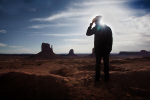 Monument Valley by p0m