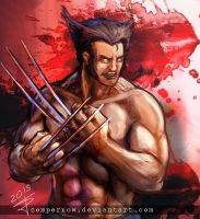 Wolverine by sempernow