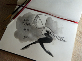 Inktober2015 #5 by willymerry
