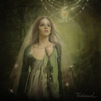 Fairy by ThelemaDreamsArt