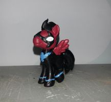 Nightwing, Ponified [Blindbag] by Xaphriel