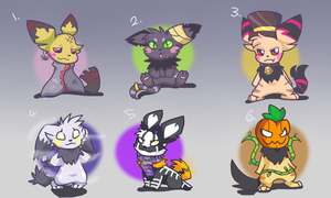 Pichu Egg adoptables CLOSED by RayFierying