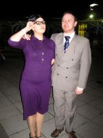 MCM Oct 2011 -Cave and Pauling by Cubie-Panda