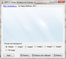 WMP12 Background Changer v2 by hb860