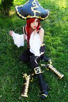 Miss Fortune - League of legends Cosplay 1 by MelodyxNya
