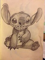 stitch by evildollie