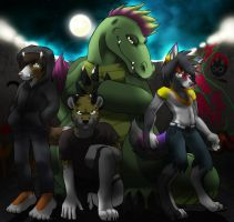 CE - The Gang by Siplick