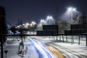 Helsinki Snow - exposure by hmcindie