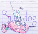 the best bullterrier... by Robotess